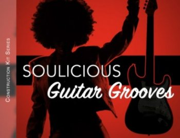 Image Soulicious Guitar Grooves 1