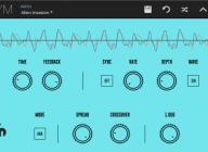 DLYM free 'Delay Modulator' plugin (VST/AU) released