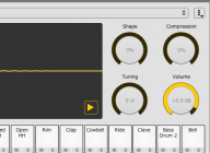 Decomposer releases Sitala free drum sampler plugin (Alpha)