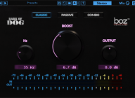 Boz Digital Labs launches Bark of Dog 2 FREE resonant high pass filter