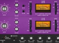 Plugin Alliance announces Purple Audio MC77 limiter & Ampeg V-4B bass amp