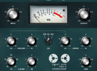 Sender Spike releases Signal Noise SN03-G free tape emulation plugin