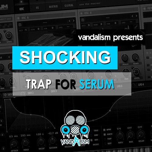 Vandalism Shocking Trap