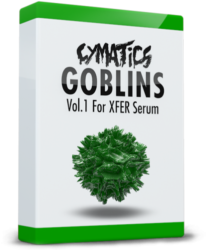 Cymatics Goblins Vol 1 For Serum