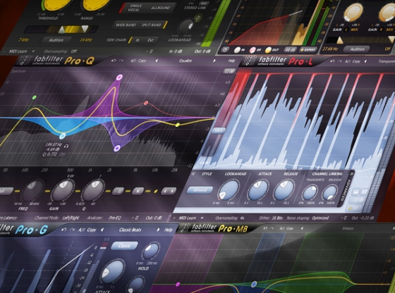 ADSR Courses - Walkthrough and Sound Design With Fabfilter Plugins (ENG)