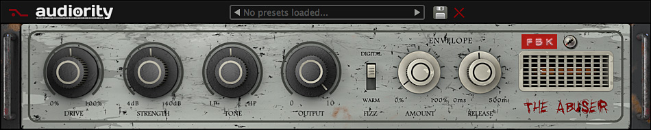 Audiority The Abuser v1.3.1 x86 x64