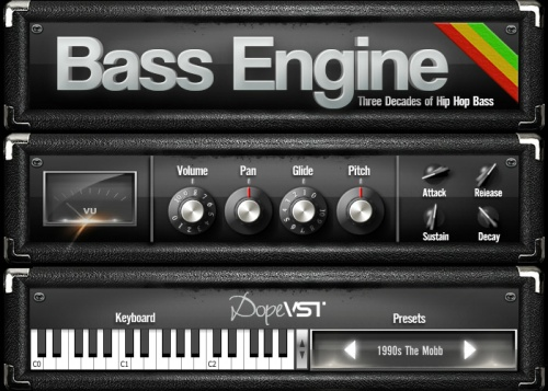 DopeVST Bass Engine v1.1 x86 x64