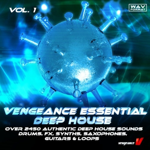 Vengeance Essential Deep House