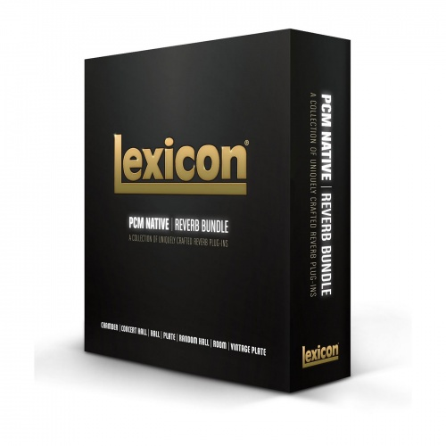 Lexicon Native Reverb and Effects Bundle
