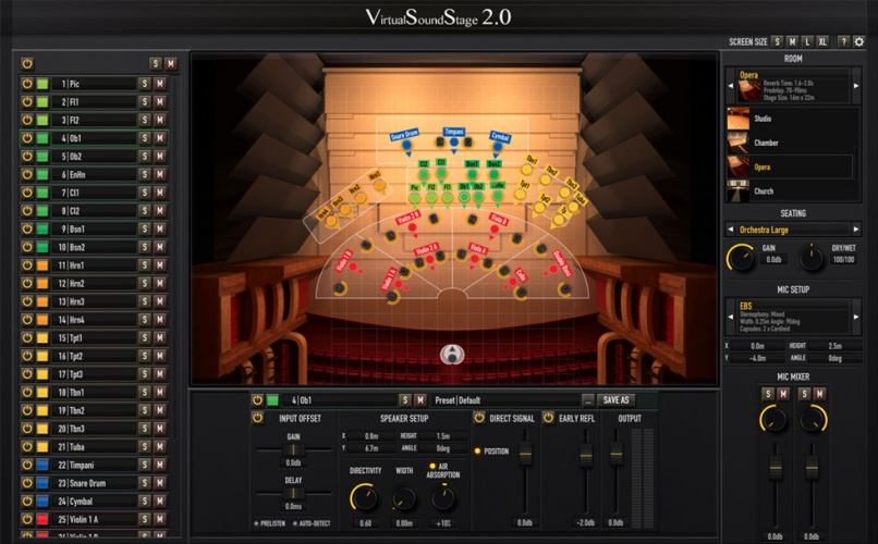 Parallax-Audio VirtualSoundStage Pro v2.0 x86 x64