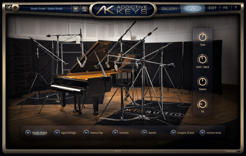 XLN Audio Addictive Keys v1.1.4 Complete x86 x64