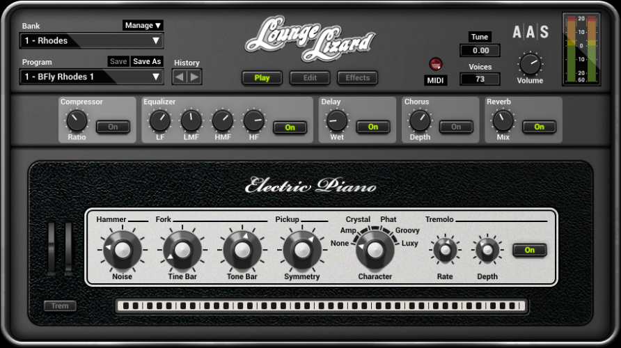 Applied Acoustics Lounge Lizard EP-4 v4.0.3 x86 x64