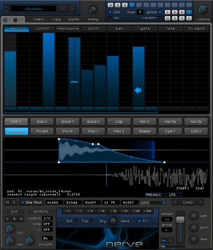 Xfer Records Nerve v1.1.2.1 x86 x64
