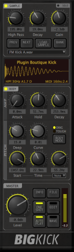 Credland Audio Big Kick v1.5.2 x86 x64