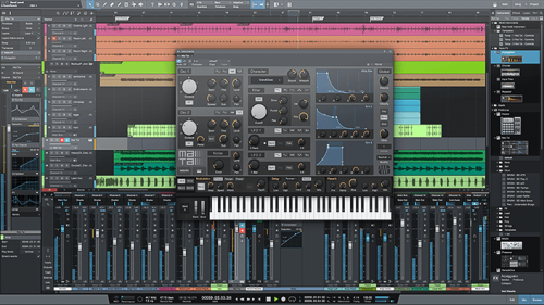 PreSonus Studio One 3 Professional v3.3.4 x86 x64 (Win/OSX)