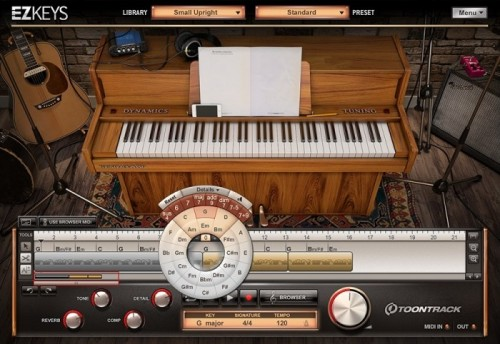 Toontrack EZkeys Small Upright v1.0.0 x86 x64