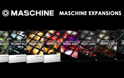 Native Instruments Maschine Expansions Bundle (Win/OSX)