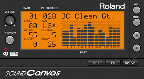 Roland Sound Canvas VA v1.0.3 x86 x64