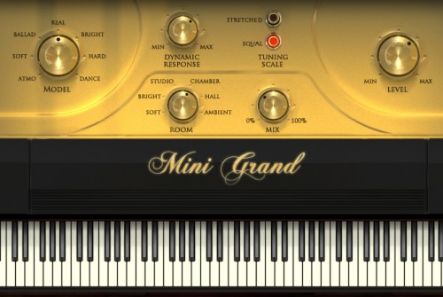 AIR Music Tech Mini Grand v1.2.7 x86 x64