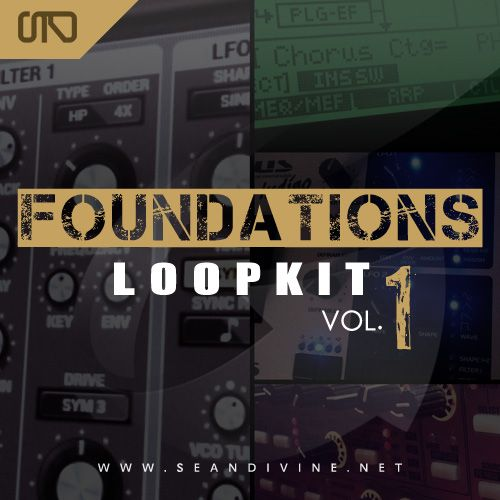 The Producers Choice Foundations Loopkit Vol.1