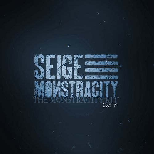 Maschine Masters Seige Monstracity Kit Vol.1