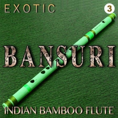 Zion Music Exotic Bansuri Vol 3