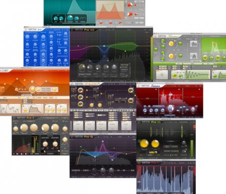 FabFilter Total Bundle v2017.03.23 x86 x64