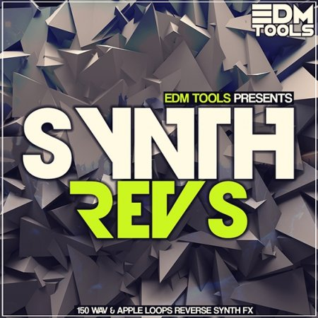 EDM Sample Tools - Synth Revs