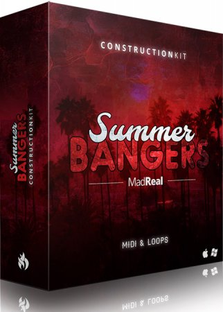 MadReal - Summer Bangers Construction Kit