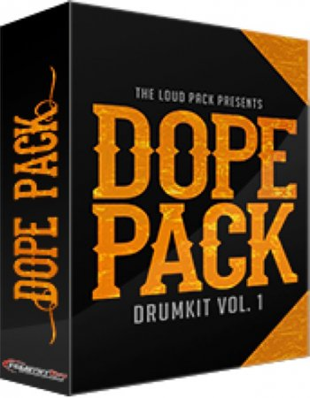 Industry Kits - Dope Pack DrumKit and More
