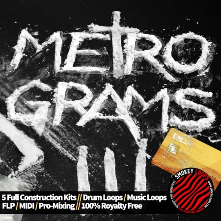 Double Bang Music Metro Grams Vol 3