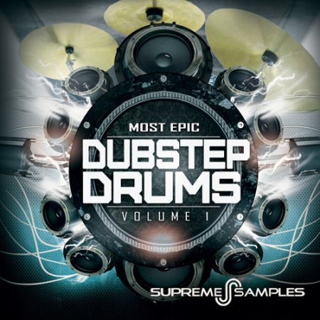 Supreme Samples Most Epic Dubstep Drums