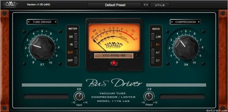 Nomad Factory Bus Driver v1.0.4 x86 x64