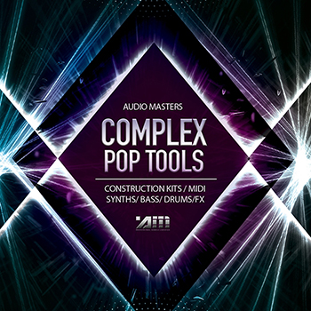 Audio Masters Complex Pop Tools