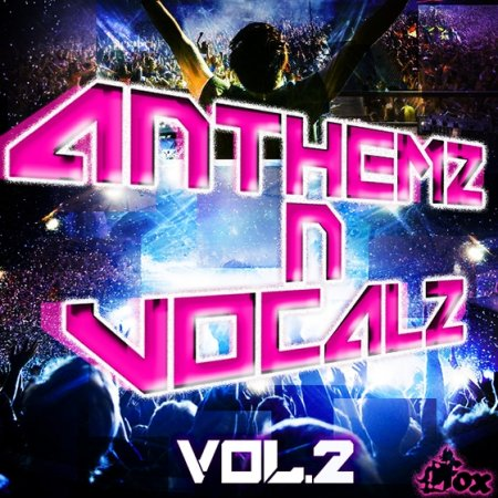 Fox Samples - Anthemz N Vocalz Vol 2