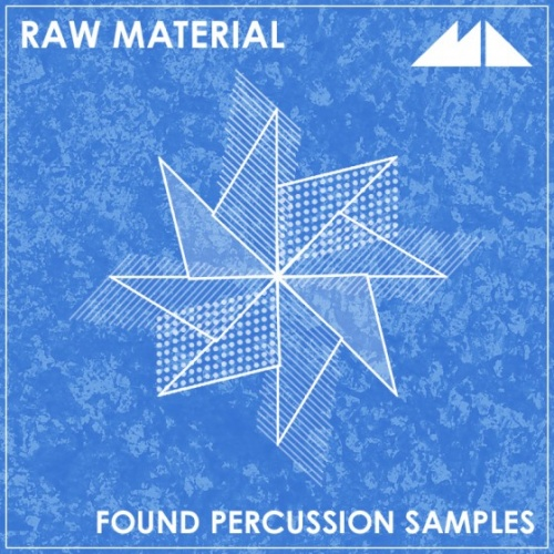 ModeAudio - Raw Material Found Percussion Samples