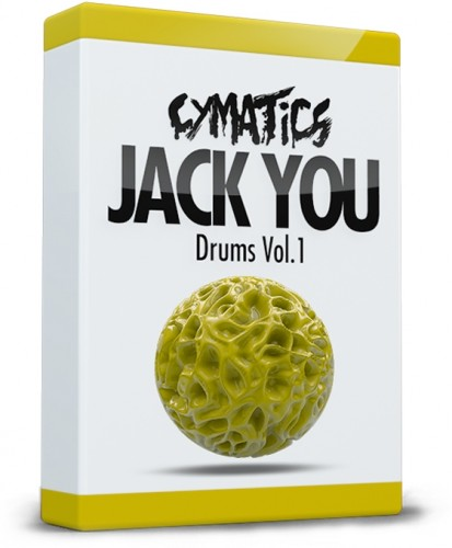 Cymatics Jack You Drums Vol 1