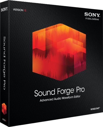 MAGIX Sound Forge Pro 11.0 Build 345