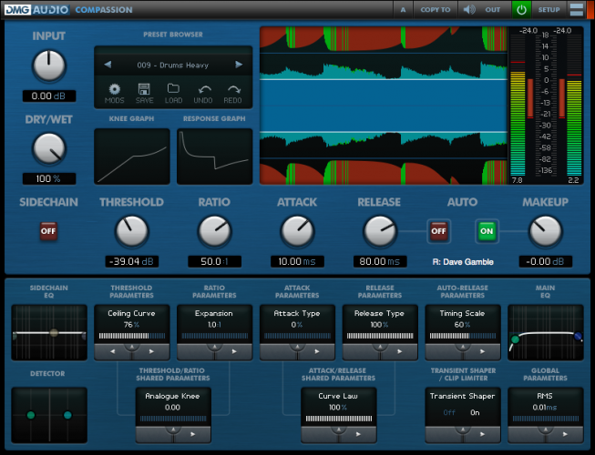 DMG Audio Plugins Bundle v1.0.5 x86 x64