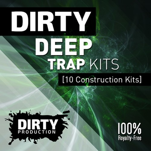Dirty Production - Dirty Deep Trap Kits