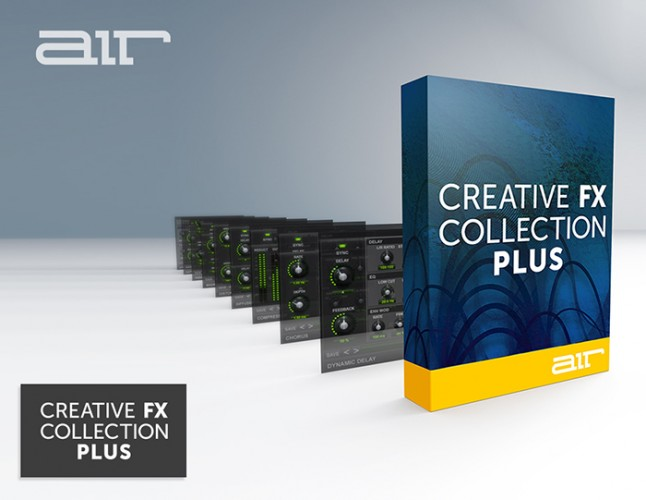AIR Creative FX Collection Plus v.1.2.1 x86 x64