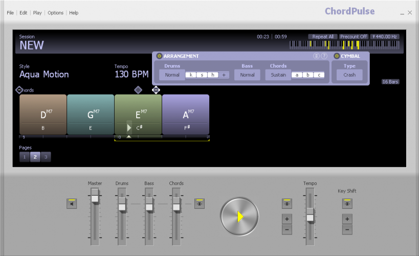 ChordPulse 2.4 Portable