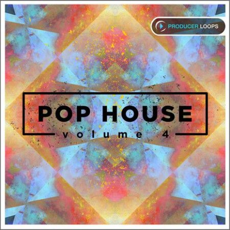 Producer Loops Pop House Vol 4