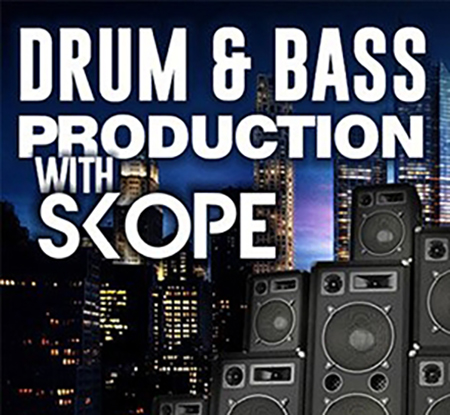 Bassgorilla Drum & Bass Production With SKOPE (ENG)