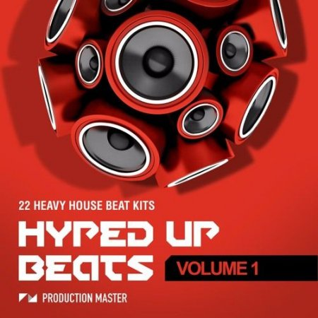 Production Master Hyped Up Beats Vol 1 & 2