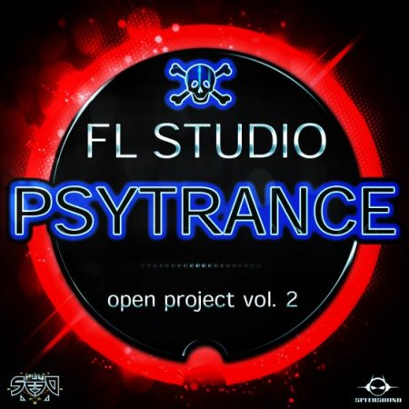 Speedsound FL Studio Psytrance Open Project Vol.2
