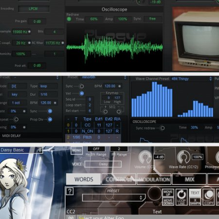 Plogue Plugins Pack 26.12.2016 by R2R