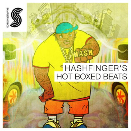 Samplephonics - Hashfinger's Hot Boxed Beats