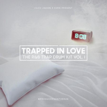 Julez Jadon - Trapped In Love The RnB Trap Drum Kit