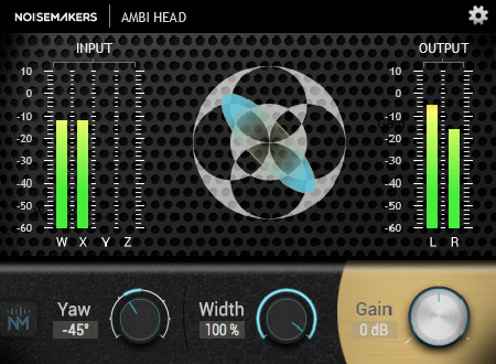 Noise Makers Ambi Head v1.2.1 x86 x64